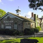 Morton Hall pub as seen from car park.