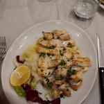 Un delizioso piatto di pesce