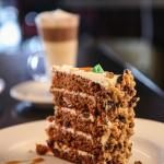 Mile High Carrot Cake