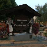 A Warm Welcome to Leavenworth