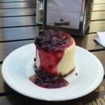 Cheese cake delicioso