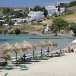Parian Village from Livadia beach