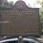 Flannery O'Connor Childhood Home Foto