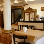 Cafetería del Hotel Asturias