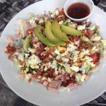Eddie Z Cobb salad 👍😄👍😄