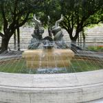 Cortona's Park & walkway