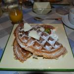 Jeannette's incredible breakfasts!