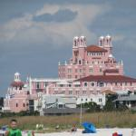 The Don Cesar, one mile north