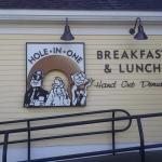 Hole in One Breakfast & Lunch