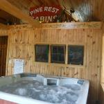 The Hot Tub & Spa House at Pine Rest Cabins, Hill City, SD