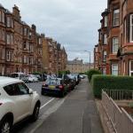 Street near Brae House