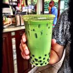 Green tea Boba!!! EspectacularR