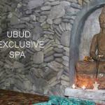 Ubud Exclusive Spa Entrance