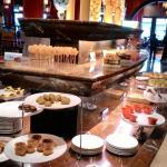 華麗甜點區