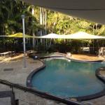 View of Pool from Bar - Kununurra Country Club