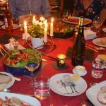Dinner at La Roche