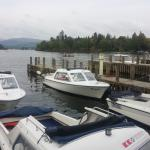 Our little Windermere boat