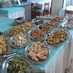 buffet pranzo