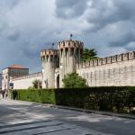 """Villa Giustinian, Ciani Bassetti, Detta """"Castello Di Roncade"""""""