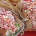 1/2 lb. lobster rolls - The Last Hurrah 2015