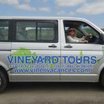 Wendy and the van