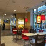 Bilde fra Burger King