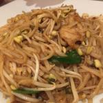 Phad Thai Noodles (Shrimp)