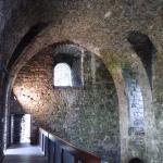 Dundonald Castle interior
