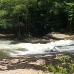 Rapids on the Cartecay