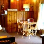 """A"" cottage interior"