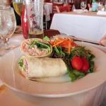 Shrimp/Lobster wrap