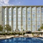 Pool & Pool bar - Hotel President Wilson Geneva