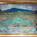 Original Icelandic Art on display througout the Hotel
