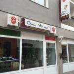 Restaurant La Bais D'oro Eingang - Köln Altstadt Süd
