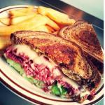 Bunratty Reuben Sandwich