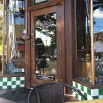 Cute quaint little place.  Stop by for a drink sat outside in the nice people.  Very eclectic.
