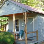 One of the cabins.