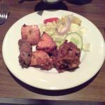 mixed kebab - very tasty