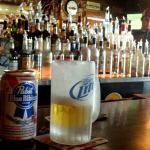 Awesome Northwoods Bar!