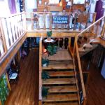Berry Patch B&B staircase