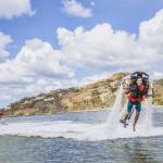 mindythelion - travel blog - san juan del sur - nicaragua - central america - jet packing