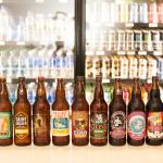 Finest selection of craft beers