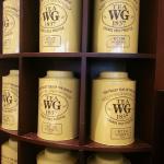 Tea WG at IFC Mall照片