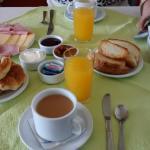 Desayuno de todos los días