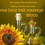 spa canggu spa manis:we are providing sunflower oil