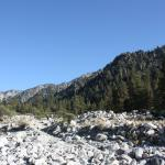 Mill Creek in San Bernardino Mountains