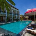 Uma Sri Bali Hotel View