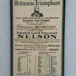 Nelson poster in the Nelson Room