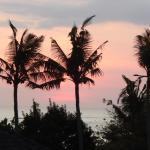 Sunset at Canggu