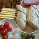 Ploughman's to share